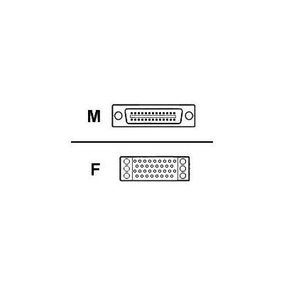 Cisco netwerkkabel: Smart Serial Cable M/34 V.35 DCE (B)
