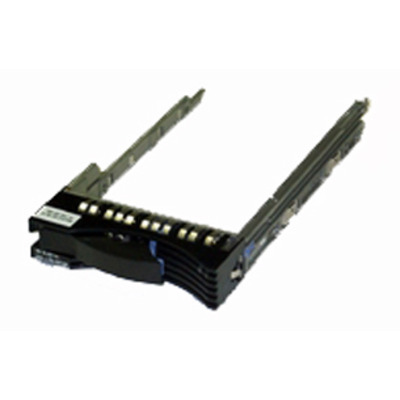"""CoreParts 3.5"""" HotSwap Tray SCA 80pinIBM Computerkast onderdeel - Zwart"""