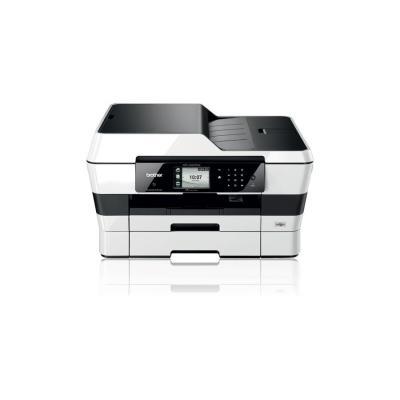 """Brother multifunctional: 12.7 cm (5 """") 1 - Netwerk A3 kleurenprinter - flatbed kleurencopier - kleurenscanner - ....."""