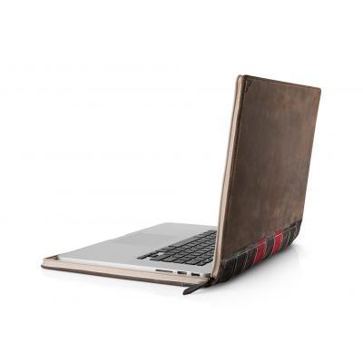 Twelvesouth laptoptas: BookBook for 15'' MacBook Pro Retina - Bruin