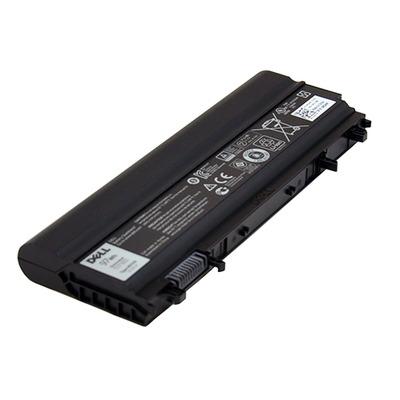 DELL 9-cel 97W/h primaire Batterij voor Latitude E5440/E5540 Laptops Notebook reserve-onderdeel - Zwart