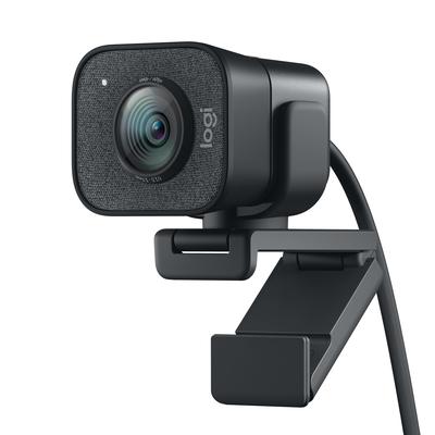 Logitech StreamCam Webcam - Zwart