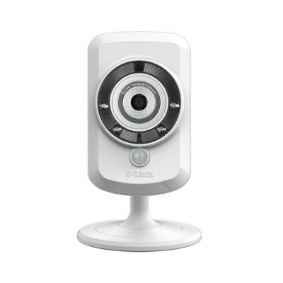 D-link beveiligingscamera: Wireless N Dag & Nacht Home netwerkcamera met mydlink, 640 x 480 @ 30fps, 320 x 240 @ 30fps, .....