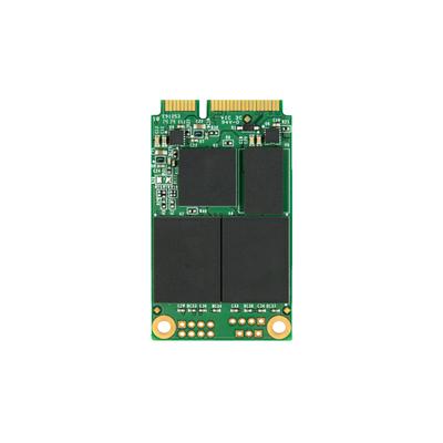 Transcend MSA370 SSD - Zwart, Groen
