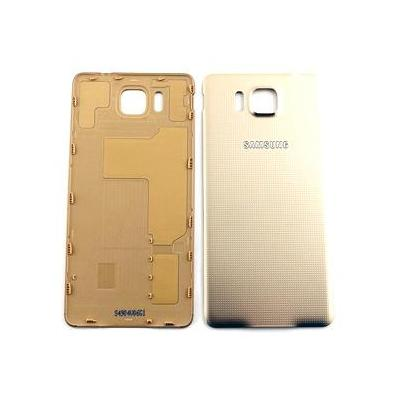 Samsung SM-G850F Galaxy Alpha, Battery Cover, gold mobile phone spare part