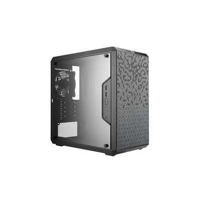 Cooler Master MasterBox Q300L Behuizing - Zwart