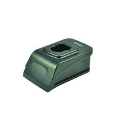 2-power oplader: Charging Plate 7.2V-18V For Bosch, Black