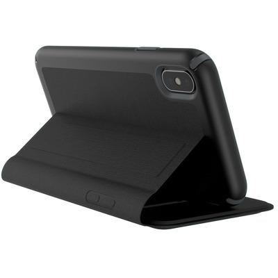 Speck Presidio Folio iPhone XS Max Mobile phone case - Zwart