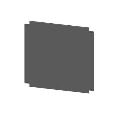 Retex EASYRACK Rear Lid, 12U Rack toebehoren - Grijs