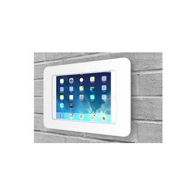 Compulocks : Rokku iPad Enclosure Wall Mount - Premium iPad Enclosure - Wit
