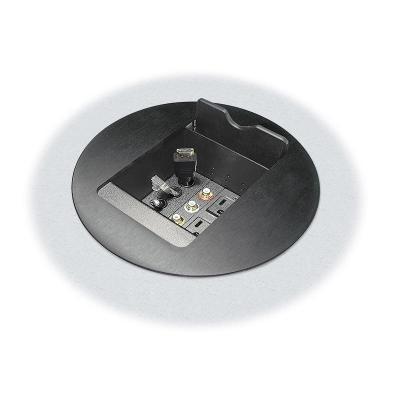Extron elektrische behuizing: Cable Cubby 300C - Zwart