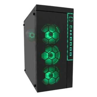 LC-Power Gaming 991B Lighthouse ATX Behuizing - Zwart