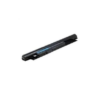 Dell batterij: 62WHr 4-Cell Primary Lthium-Ion Battery - Zwart