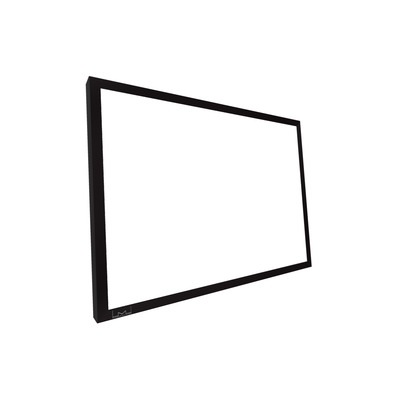Multibrackets 3473 Projectiescherm - Zwart, Wit