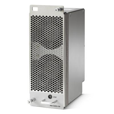 Cisco cooling accessoire: Nexus 5696Q Fan Module, Front-to-Back, fan side intake Airflow, Spare - Grijs