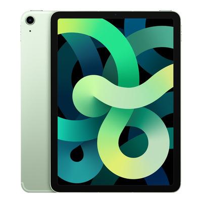 Apple iPad Air (2020) Wi-Fi + Cellular 64GB 10.9 inch Green Tablet - Groen