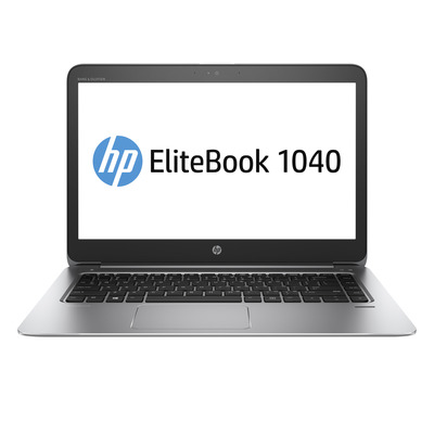 Hp laptop: EliteBook EliteBook 1040 G3 notebook pc - Zilver (Renew)