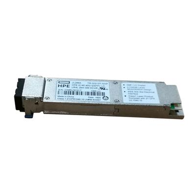Hewlett Packard Enterprise X140 40G QSFP+ LC LR4L 2km SM Netwerk tranceiver module