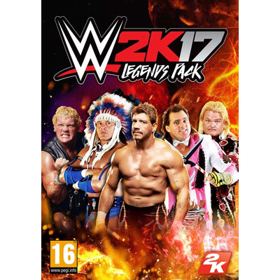 2k : WWE17 Legends Pack PC