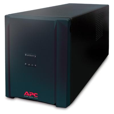 APC Battery Pack 230V f SUA1000XLI UPS batterij - Zwart