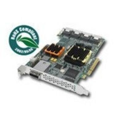 Adaptec interfaceadapter: RAID 51645 - Zilver