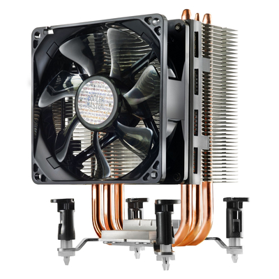 Cooler master Hardware koeling: Hyper TX3i - Zwart, Zilver