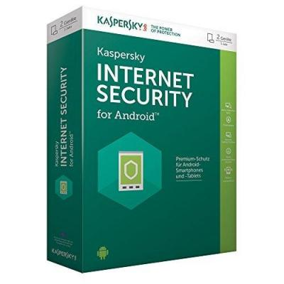 Kaspersky lab software: Internet Security for Android