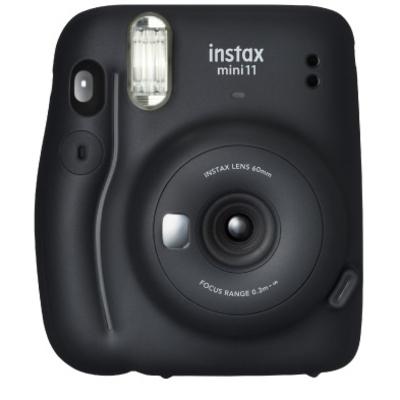 Fujifilm Instax Mini 11 Direct klaar camera - Kolen, Grijs
