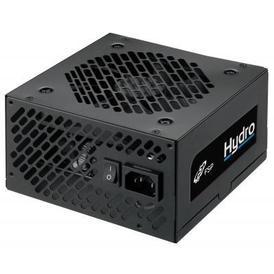 FSP/Fortron Hydro 600W, 200 - 240Vac, 5A Power supply unit - Zwart