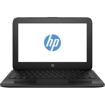 HP laptop: Stream Stream 11 Pro G3 Notebook PC - Zwart (Demo model)
