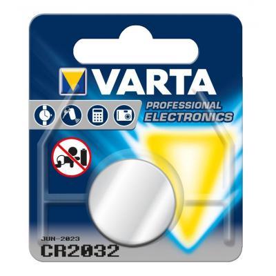 Varta batterij: -CR2032