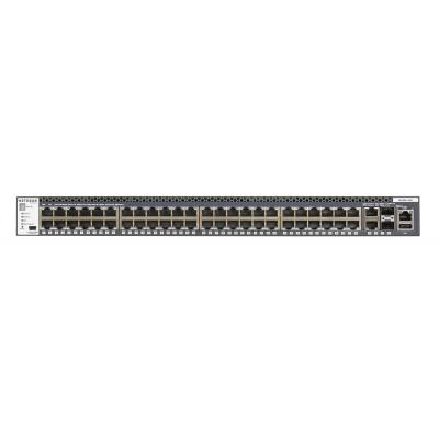 Netgear ProSAFE  48x1G stackable fully managed switch (M4300-52G) switch - Grijs