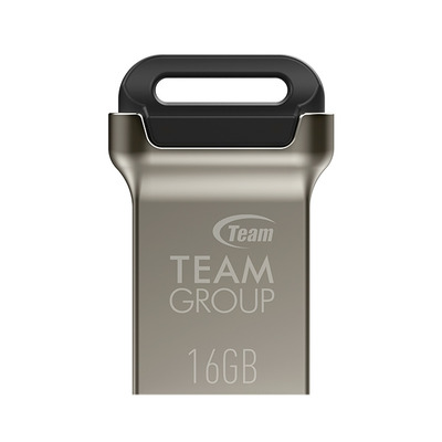 Team Group C162 16GB USB flash drive - Zwart