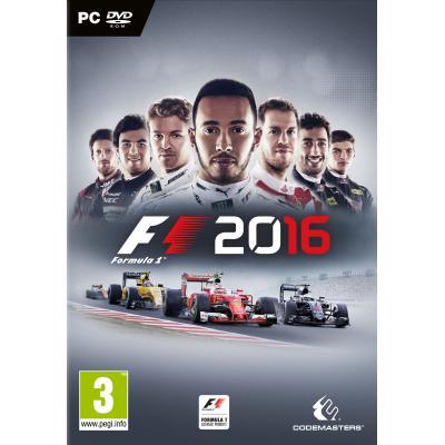 Codemasters game: Formula 1 (F1 2016)  PC