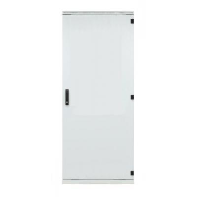 EFB Elektronik Door for Standard Cabinet 42U, W=600, Steel, 1-Part, RAL7035, 1-Pt.-Lock Rack toebehoren - .....