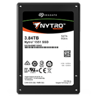 Seagate XA3840ME10083 solid-state drives