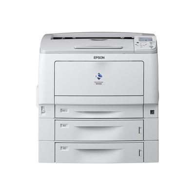 Epson AcuLaser M7000DT2N Laserprinter - Zwart