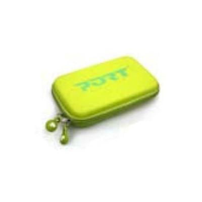 "Port designs : Colorado 2.5"" HDD Case, Green - Groen"