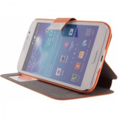 ROCK Flexible Case Samsung Galaxy Mega 5.8 I9150 Orange Mobile phone case - Oranje