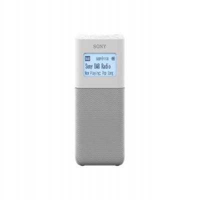 Sony radio: XDR-V20D - Wit