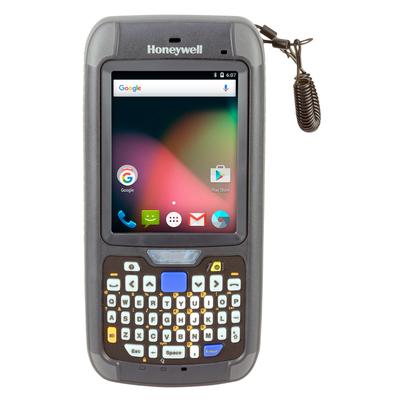 Honeywell CN75 - QZERTY PDA - Zwart, Grijs