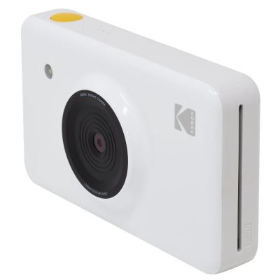 Kodak direct klaar camera: Mini Shot - Zwart, Grijs, Wit, Geel