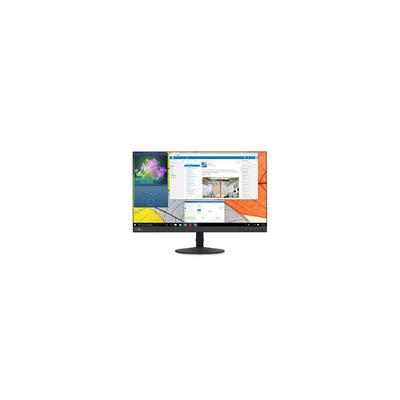 """Lenovo ThinkVision S24q-10 23,8"""" WQHD IPS Monitor - Zwart"""