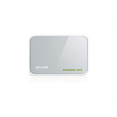 TP-LINK switch: 5-Port 10/100Mbps Desktop Switch