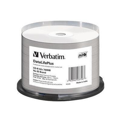 Verbatim CD: CD-R 700MB