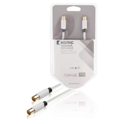 König KNS40200W100 coax kabel