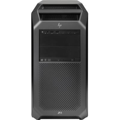 Hp pc: Z8 G4 Workstation - Zwart