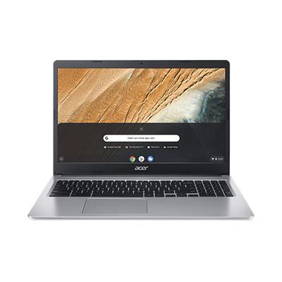 "Acer Chromebook 315 CB315-3H-P5DS 15,6"" Pentium Silver 8GB RAM 64GB Flash Laptop - Zilver"