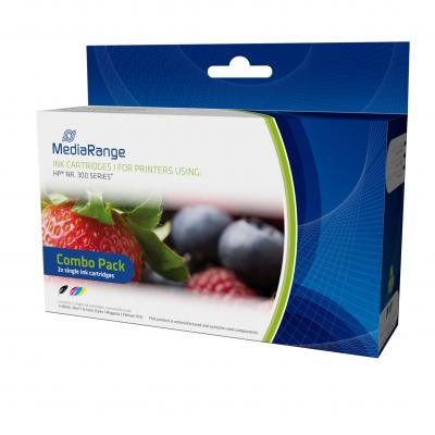 MediaRange MRHP300XLBC inktcartridge
