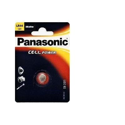 Panasonic batterij: LR44